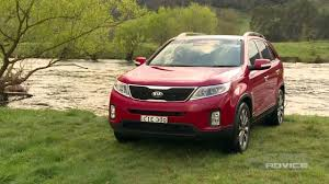 suv kia 2013 2013 kia sorento review youtube