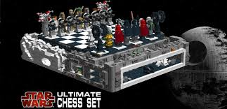 Nice Chess Sets by Lego Ideas Star Wars Play Set
