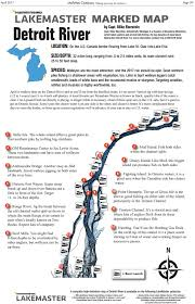 Michigan Dnr Lake Maps by Marked Lake Maps Midwest Outdoors Lake Map Home Page