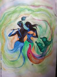 radhe krishna watercolor sathish u0027s gallery pencil sketches
