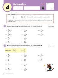 grade decimals fractions kumon workbooks alcott house