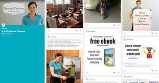 house cleaning and social media marketing angelaoberer u003e magic