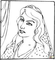 queen coloring pages printable version color compatible