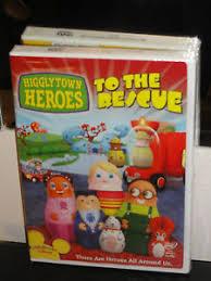 higglytown heroes rescue dvd playhouse disney walt