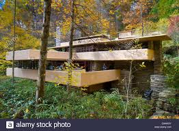 frank lloyd wright waterfall fallingwater a residence designed by frank lloyd wright and built