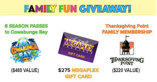 category archive for giveaways coupons 4 utah