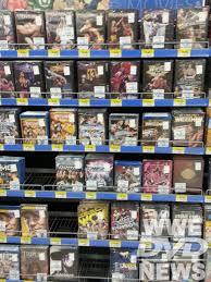 big 10 dvd sale at walmart wrestlemania 1 15