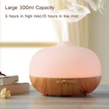 amazon com essential oil diffuser frosted glass exterior 2016