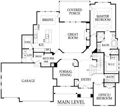 Monticello Floor Plans by Cortona Sab Homes