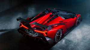 red chrome lamborghini lamborghini veneno roadster supercar red lamborghini veneno