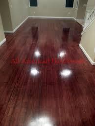 Bamboo Floor Protector Sanding And Staining Wood Floors Wood Flooring