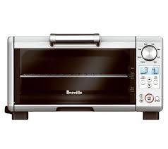 Breville Toaster Oven Review Breville Mini Smart Oven Page 1 U2014 Qvc Com