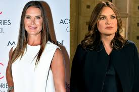 Brook Shields Law And Order Svu Brooke Shields Joins In Major Role Ew Com