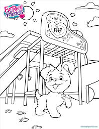 furreal friends coloring pages coller coloring pages kids