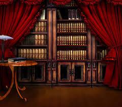 graduation backdrops library bookshelf bookcase backdrop for graduation convo
