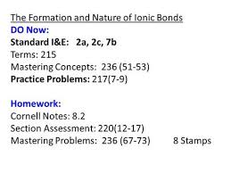 7 2 ionic bonds u0026 ionic compounds ppt video online download
