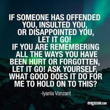 Iyanla Vanzant Quotes On Love by Evagasson Com Be Kind Let Go Be Free