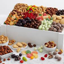 fruit and nut gift baskets nut gift baskets from 29 99 shari s berries