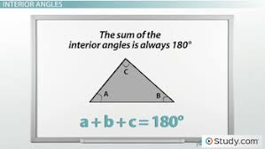 Interior Angle Sum Of A Decagon Interior And Exterior Angles Of Triangles Definition U0026 Examples