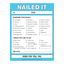 knock knock nailed it nifty notepad knockknockstuff com