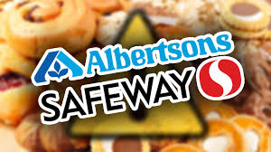 albertsons safeway recall bakery products over possible