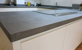 Kitchen Worktop Ideas Marvelous Concrete Kitchen Worktop 49 Regarding Decorating Home