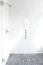 glass subway tile bathroom ideas gray and white bathroom smart school house