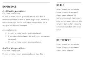 Google Docs Resume Template Free Curriculum Vitae Resume Format Doc Latest Fresher Mba Finance