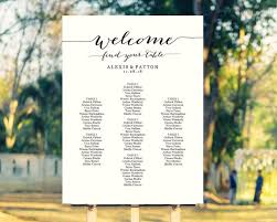 Wedding Seating Chart Template The 25 Best Wedding Seating Plan Template Ideas On Pinterest