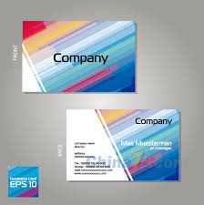 personalized business cards psd eps ai cdr icons