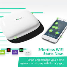 amazon com portal wifi router keeps your wifi maxed out at the