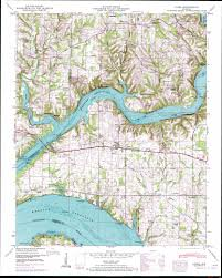 Cairo Illinois Map by Cairo Topographic Map Al Usgs Topo Quad 34087g2