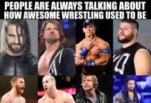 Aj Styles Memes - when aj styles hit the styles clash stillrealtous com