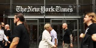 the new york times has the ny times s newest op ed hire bari weiss embodies its worst