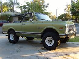 K5 Chevy Blazer Mud Truck - differential gear ratios spools tire size lift questions