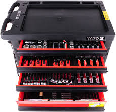 Cabinet Tools Service Tool Cabinet With Tools 6 Drawers 177pcs Yato