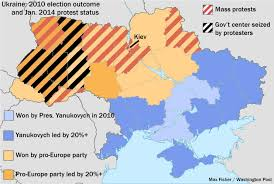 2014 Election Map by This Is The One Map You Need To Understand Ukraine U0027s Crisis The