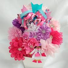bows for gifts inspired by doc mcstuffins bow quet gift basket for
