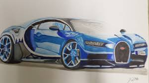 bugatti drawing buggati chiron aqul drawzz draw to drive