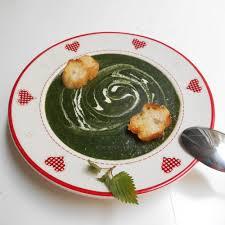 cuisiner l ortie soupe d ortie végétalien vegan végétalienne