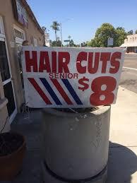 senior hair cut discounts senior citizen hair cut discount at la mesa barber shop yelp