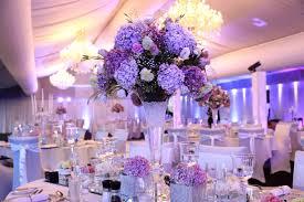 purple wedding centerpieces wedding reception table decorations purple purple wedding