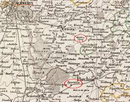 Ou Map Map U2013 Points Of Origin U2013 Niemann Lüders U0026 Fromm U2013 Spornitz