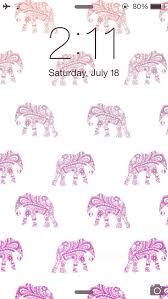 apple wallpaper elephant apple cute elephants good vibes image iphone july my birthday