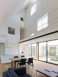 Modern House Dining Room - house in sanbonmatsu designed by hironaka ogawa u0026 associates