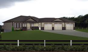 bungalow house plans with basement 13 fresh bungalow house plans with walkout basement architecture