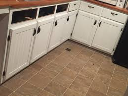 these are the base cabinets of the 1955 cabinets refaced with some