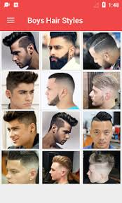 new boys hair looks latest boys hairstyle 2017 android apps on google play