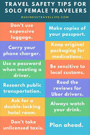 travel safety tips images 49 best travel safety tips images solo travel jpg