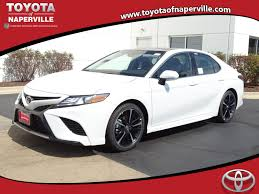 new 2018 toyota camry xse 4d sedan in naperville c30775 toyota